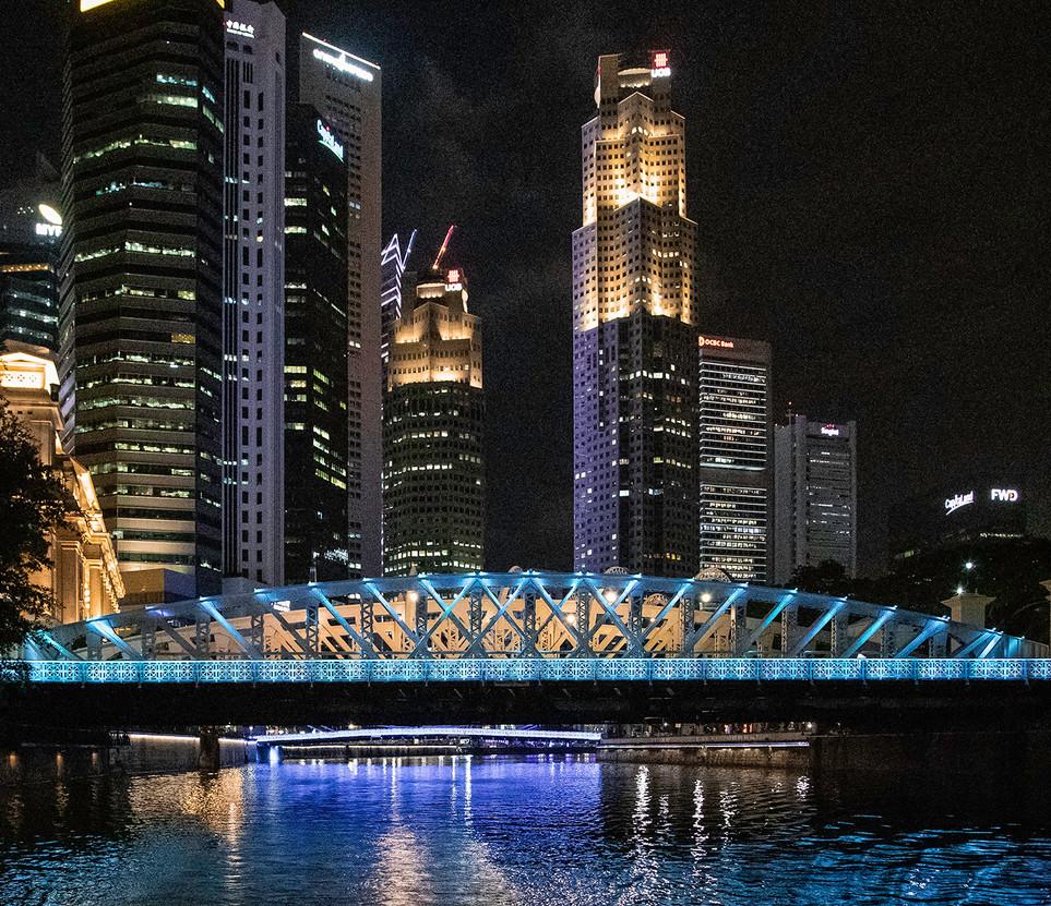 Warren Thomson - Singapore Skyline MERIT