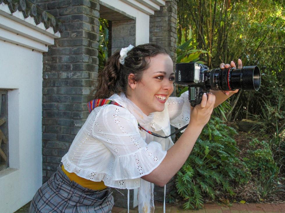 Violet Whitaker - The Photographer MERIT