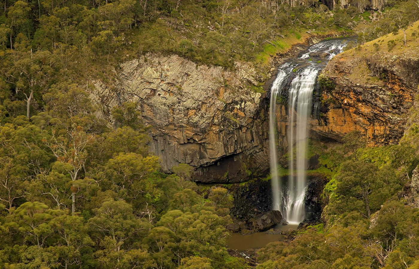 Margaret Kossowski - Waterfall MERIT