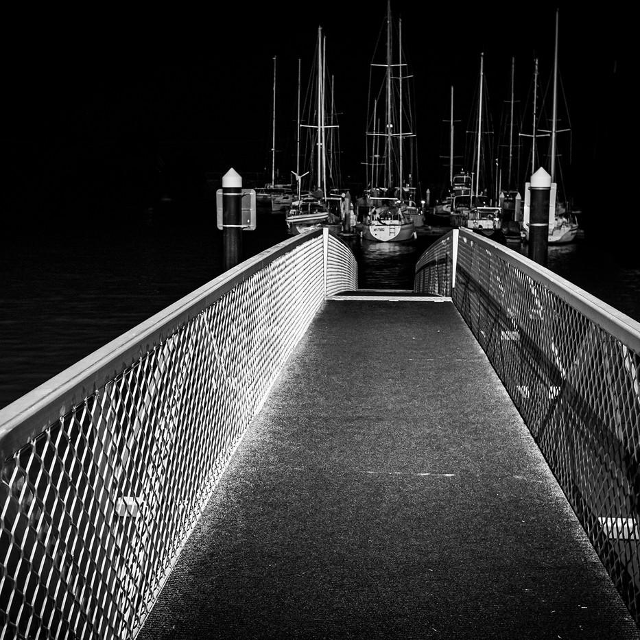 Warren Thomson - Marina by night (HONOUR)