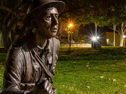 Maryborough Night Shoot at ANZAC Memorial Park