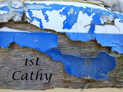 Peeling Paint 1st Cathy
