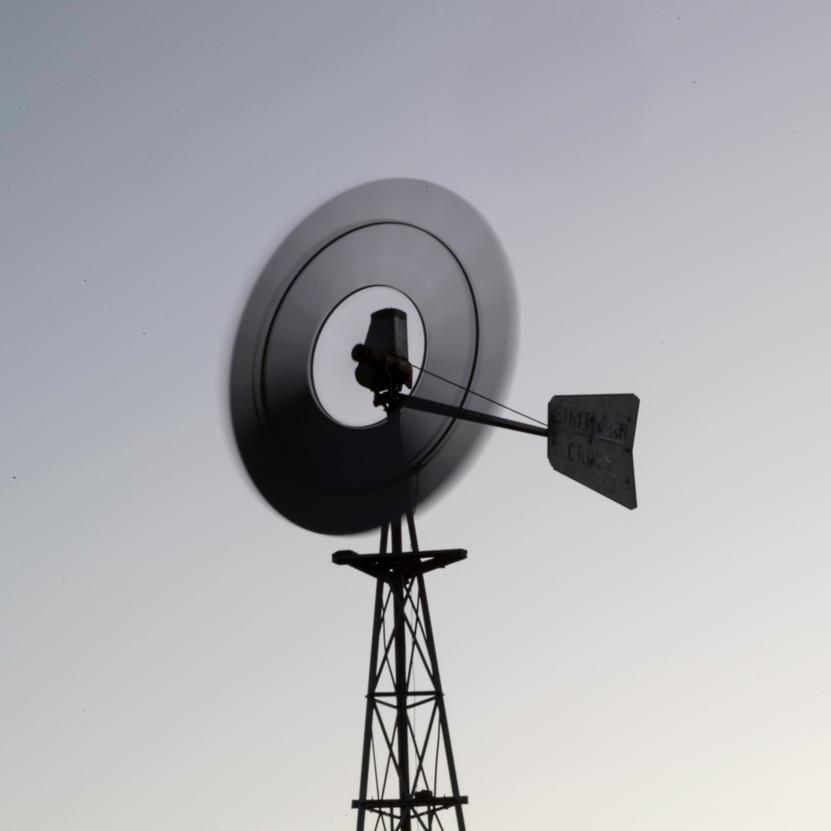 Warren Thomson - Single Windmill MERIT