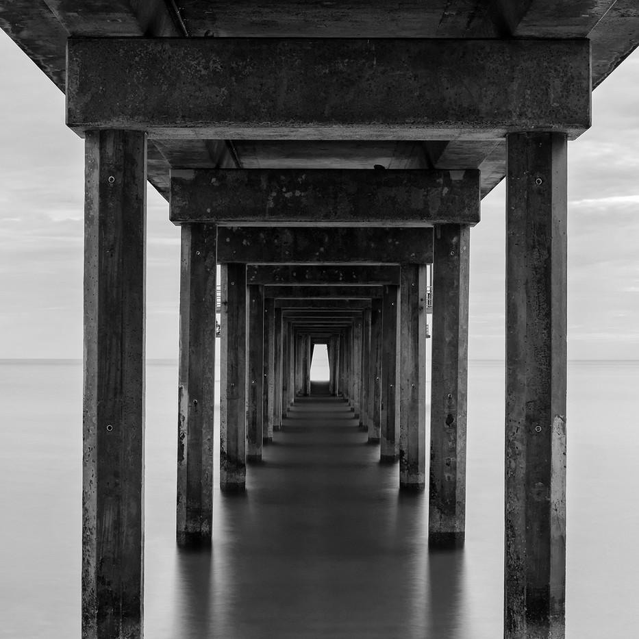 Margaret Kossowski - Under the Boardwalk HONOUR