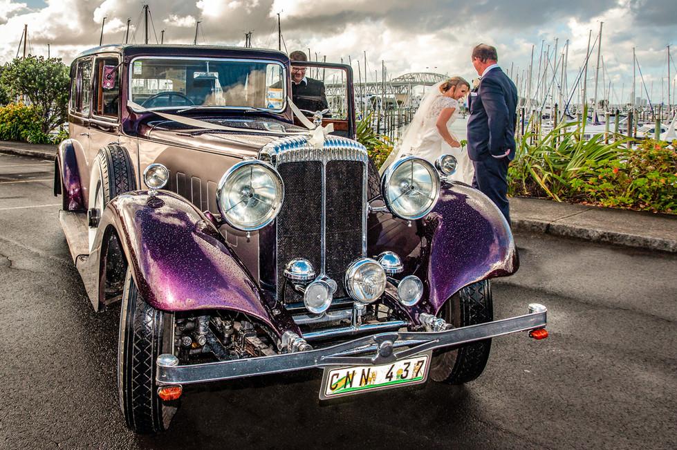 Rosemarie Edwards - The Wedding car HONOUR