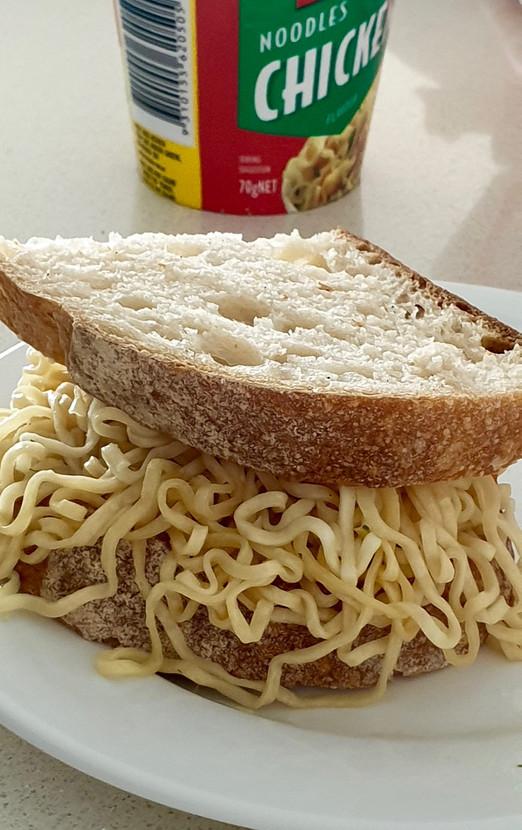 Janelle Hultgren-Junk Food