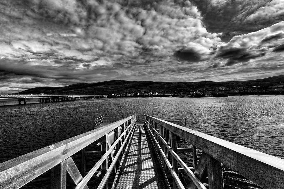 Di Wyatt - Dark Harbour