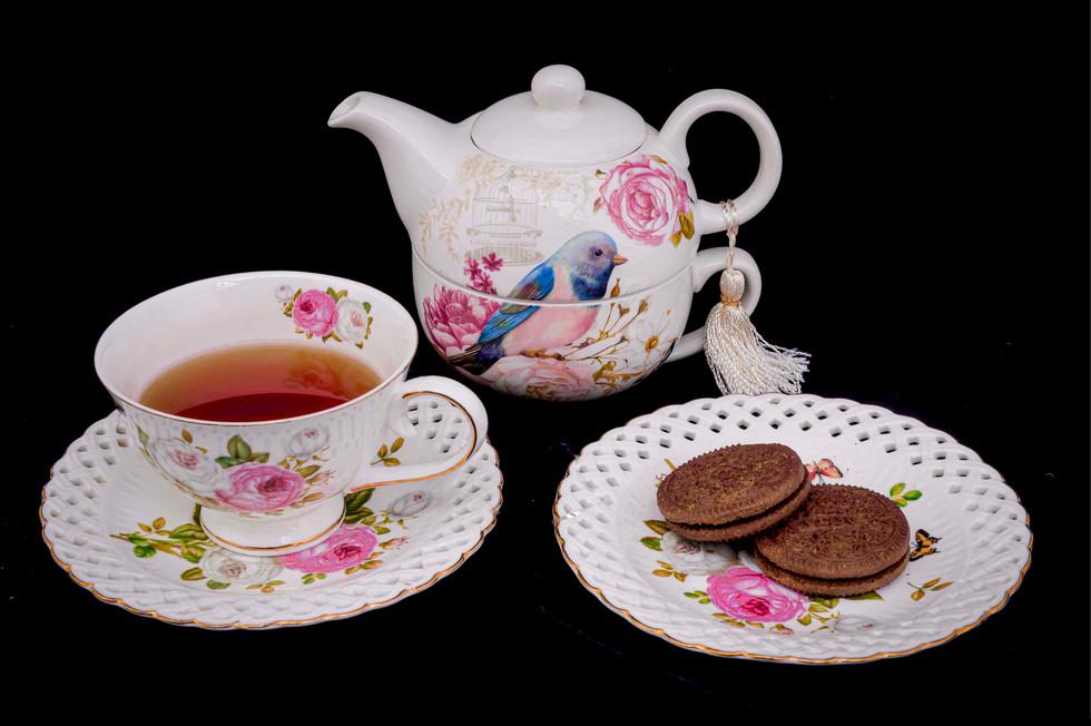 Jessie Wein - Afternoon Tea - MERIT