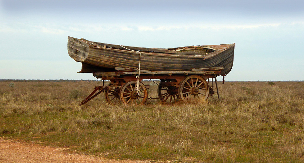 Di Wyatt - Sails or Wheels MERIT