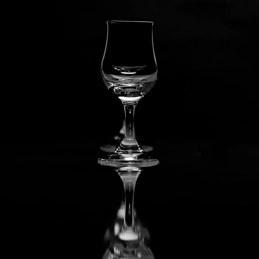 Margaret Kossowski - Glass reflection