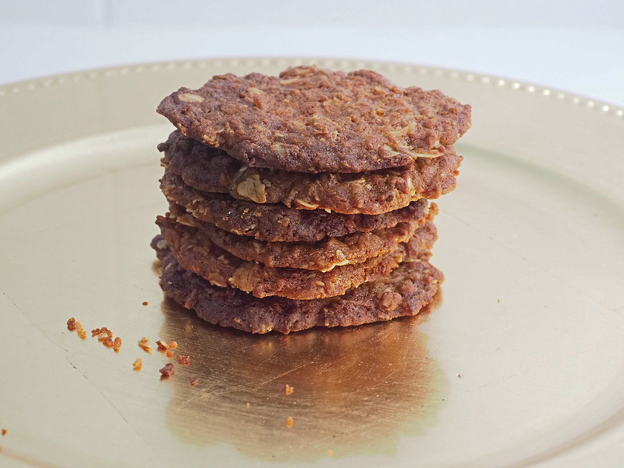 Di Wyatt - Anzac Biscuits - MERIT
