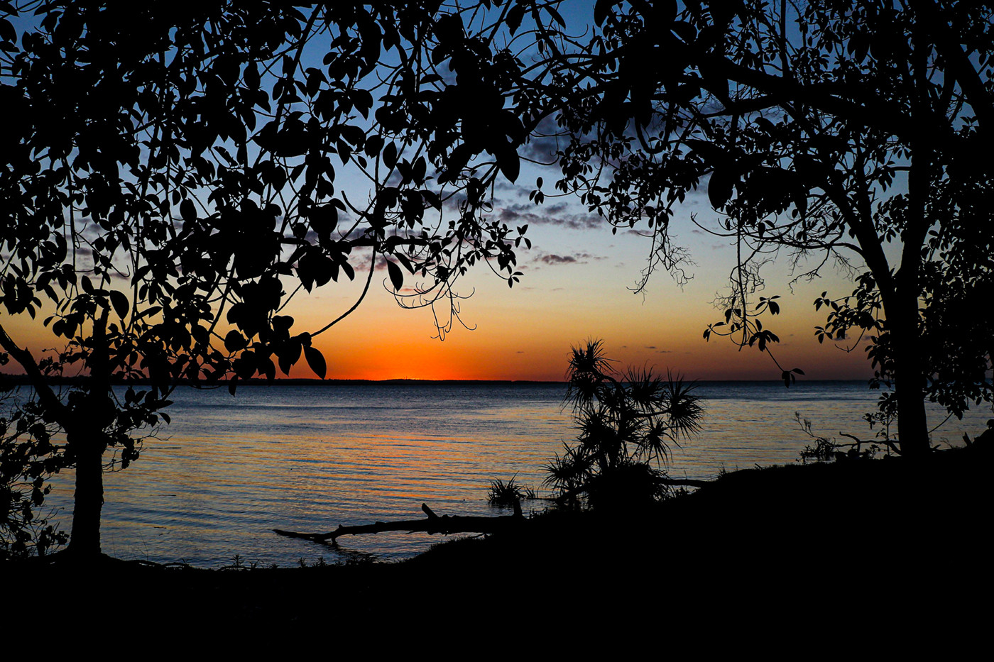 Judy Keegan - Point Vernon Evening
