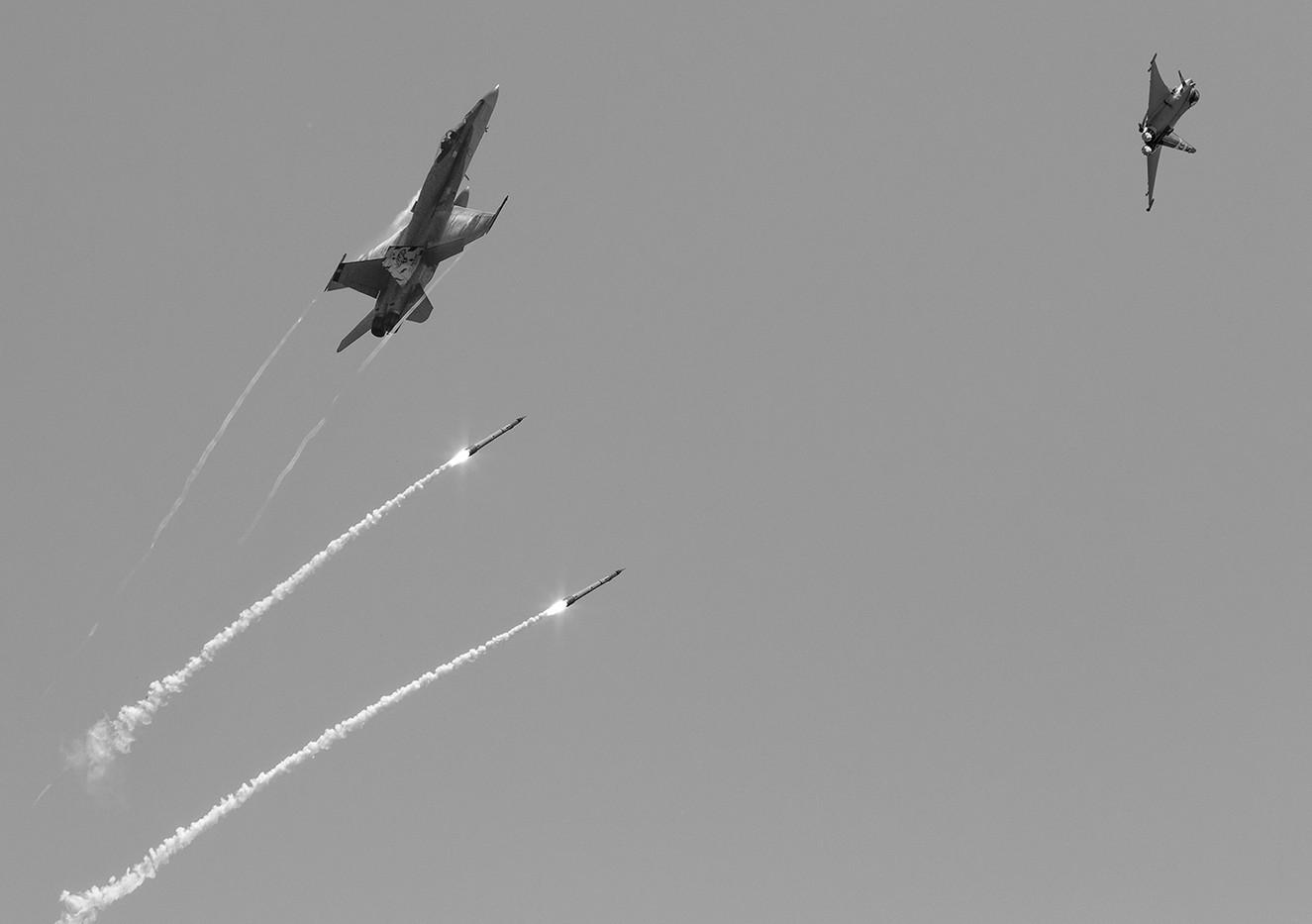 John Abbott   Super Hornet Attacks - MERIT