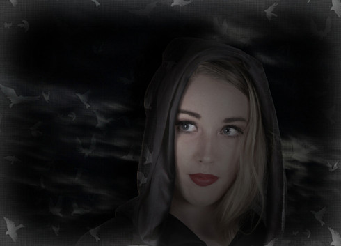 Violet Whitaker - Haunting - HONOUR