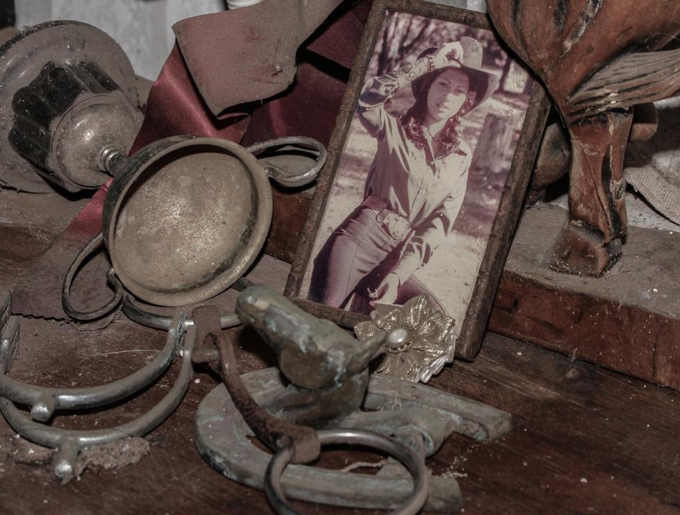 Violet Whitaker-The Tackroom HONOUR