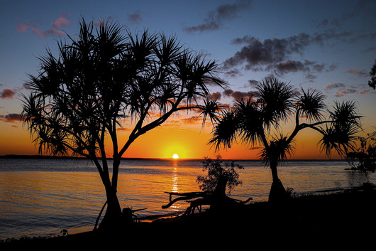 Judy Keegan - Point Vernon Sunset
