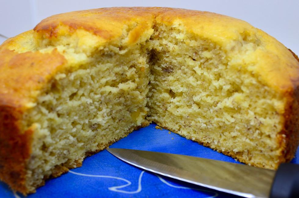 Janelle Hultgren - Banana Cake - MERIT