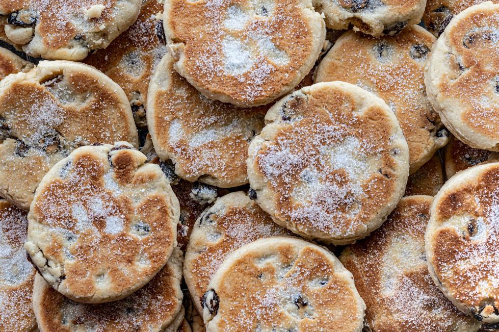 Rosemarie Edwards - Nannas Welsh cakes - MERIT