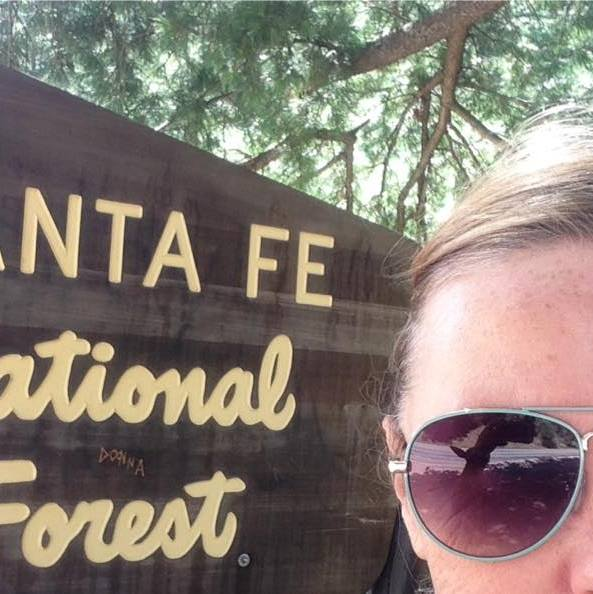 santa fe national forest