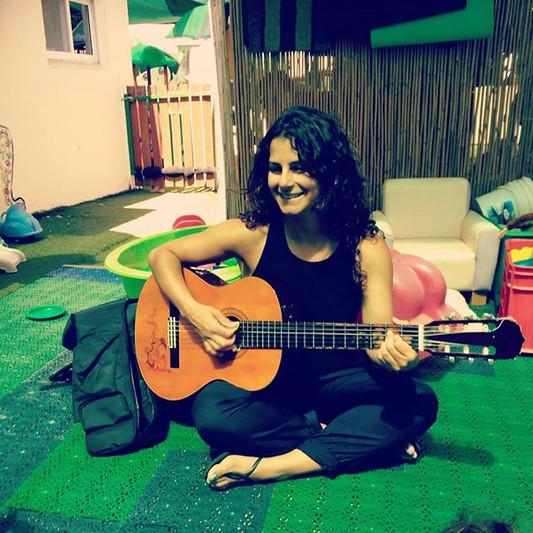 מוזיקה בגני ילדים