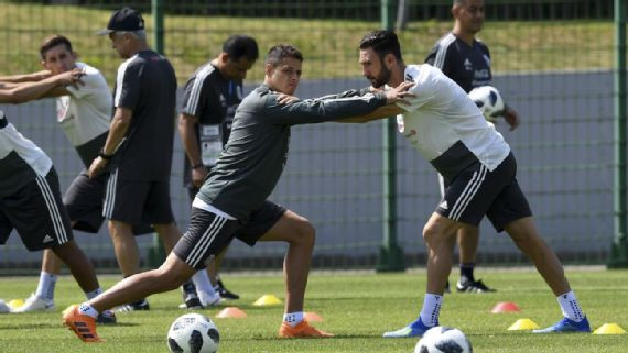 Man United sports scientist helping Mexico stay primed for World Cup matches