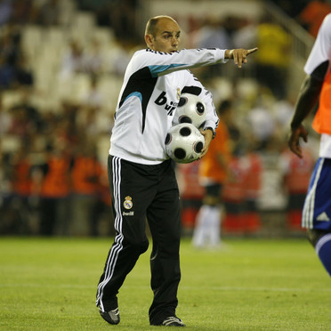 Jordi García, su mano derecha