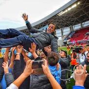 'Míster' Cannavaro sube con el Tianjin Quanjian a la Superliga
