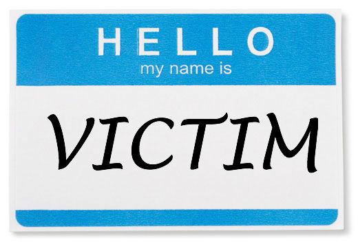 Victim Mentality?