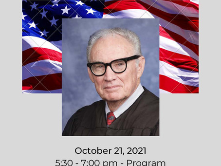A Tribute to Judge William B. Enright