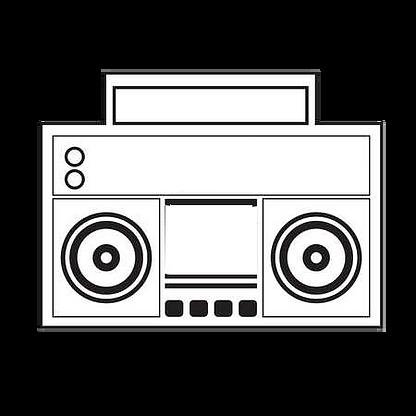 26453256-ghetto-blaster-radio-vector-ill