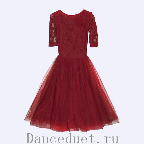 """Платье рейтинговое ЮС """"Лидия"""""""