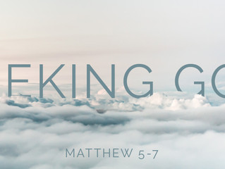 Seeking God for the Right Reasons by Sarah Phillips