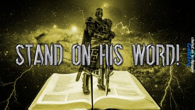 Stand On His  Word Gold-394x223