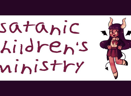 Breaking News: Brand New Satanic Ministry In Knoxville TN