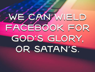 Is Satan Behind Your Facebook Page? By Topher Haddox