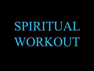 A Spiritual Workout by Ryan Duncan