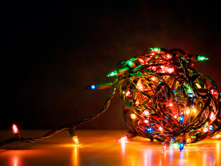 Christmas Lights by Ryan Duncan