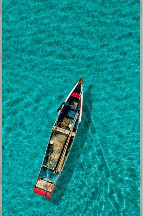 Quadro Água do Mar