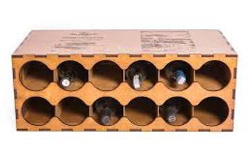 Adega modular - 12 garrafas