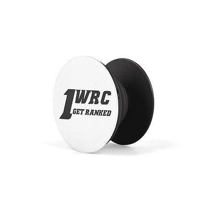 1WRC Logo #3 Pop Stand