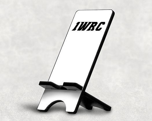 1WRC Logo #2 Universal Phone Stand