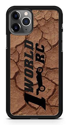 1WRC Logo iPhone Case