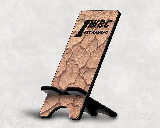 1WRC Clay Logo #3 Universal Phone Stand