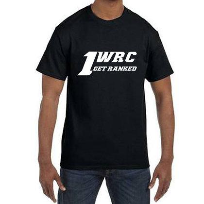 1WRC Logo #3 T-shirt 3