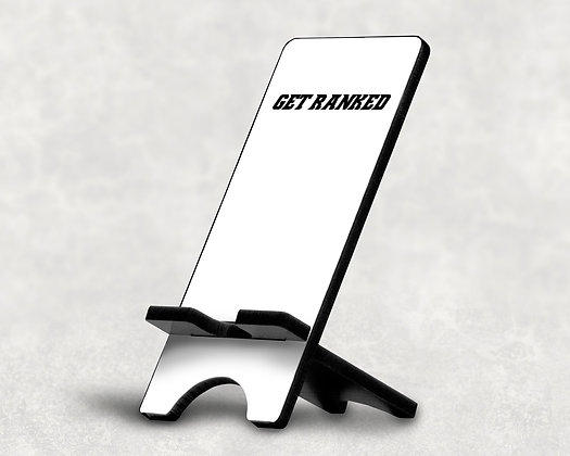 1WRC Logo #4 Universal Phone Stand