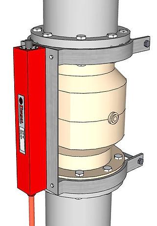 Pinch Valve Heater