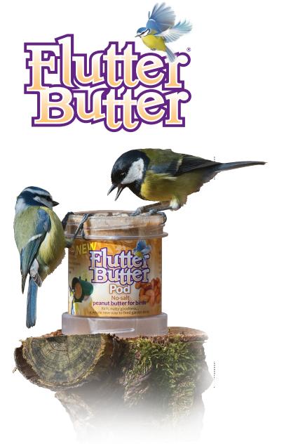 Flutter Butter Bird Food
