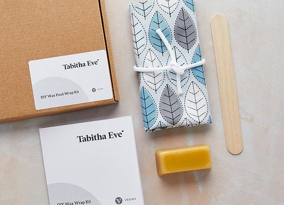 DIY Vegan vax wrap kit by Tabitha Eve. Fill them up