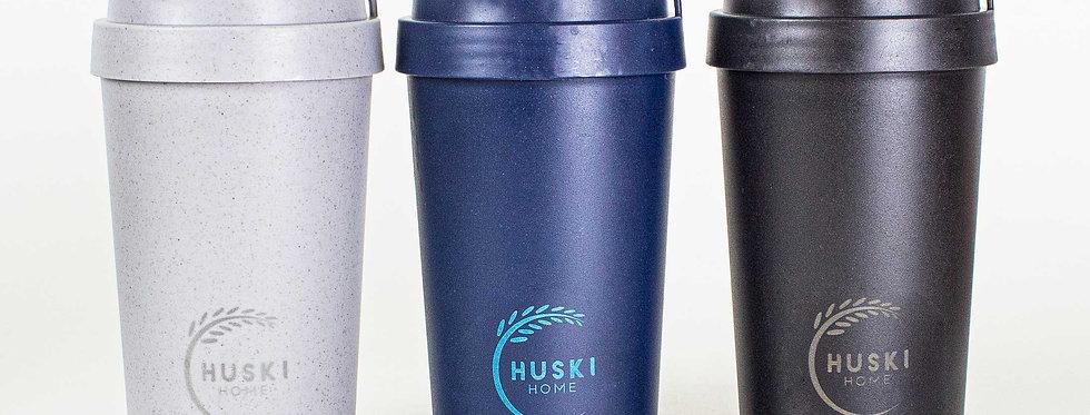Huski Rice Husk Travel Cup 400ml at Fillthemup
