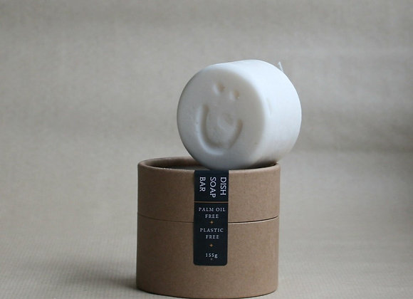 Moonie Dishwashing soap bar. Coconut and Mint. www.Fillthemup.com